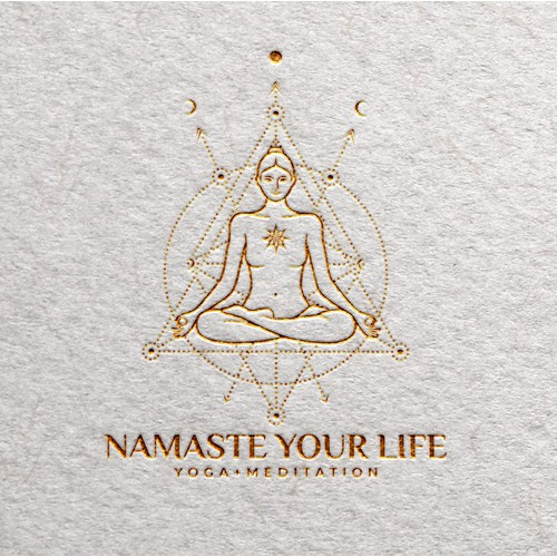 Logo for 'Namaste Your Life'