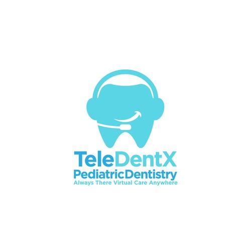 TeleDentX Logo