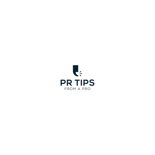 Public Relations Speaking Tips Logo
