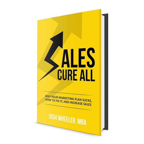 Sales Cure All // Book Cover