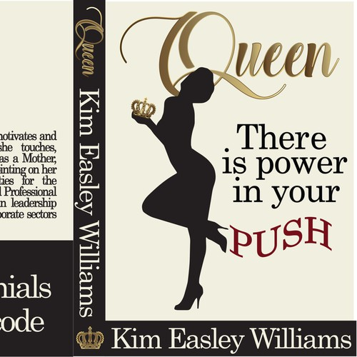 "Book Cover for ""Queen"""