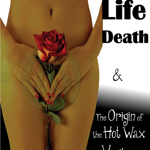 Life, Death and The Origin of the Hot Wax Vagina:  Facts & Fairytales for the Hereafter needs a new book or magazine cov