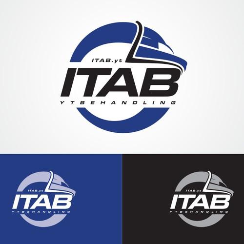 ITAB Logo design
