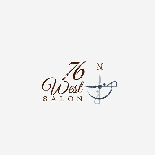 logo for a hair salon
