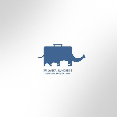 Winning Entry/Logo for Travel Agency organizing tours to Sri lanka