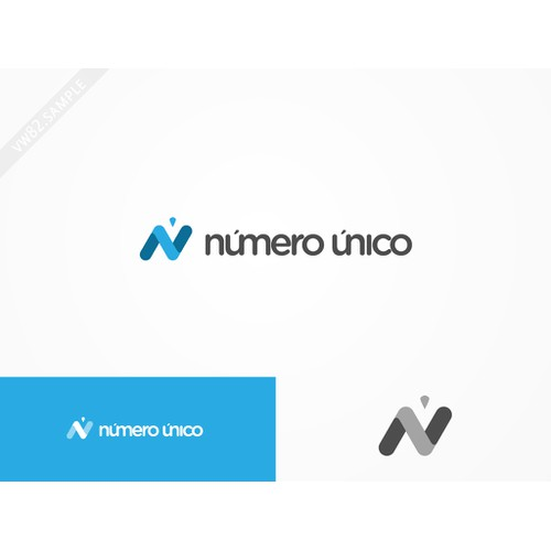 Logo Concept for Numero Unico