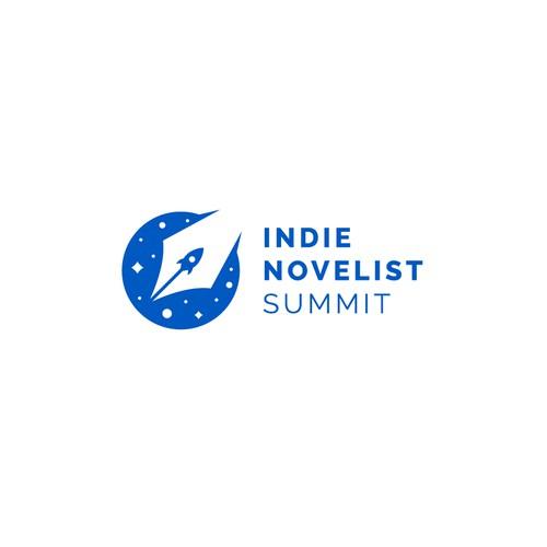 Indie Novelist Summit Logo