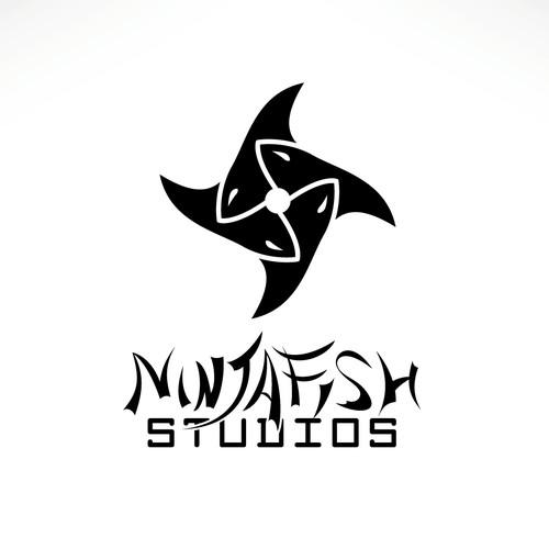 Ninjafish Studios - Logo Design