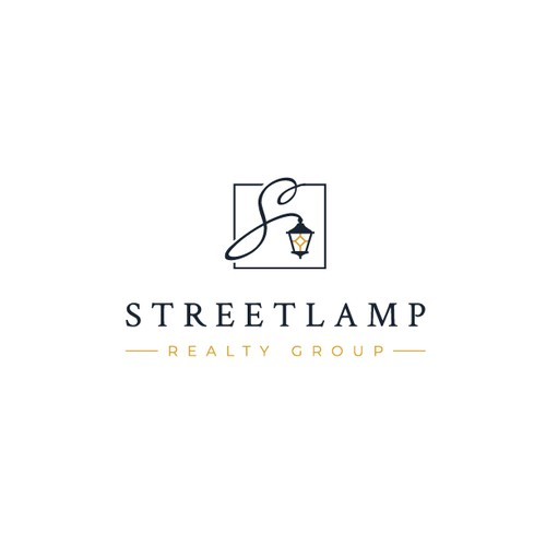 Elegant and sophisticated logo for real estate company