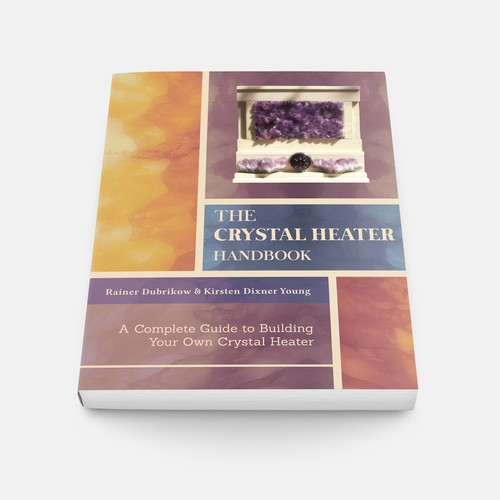 Book cover for crystal heater handbook