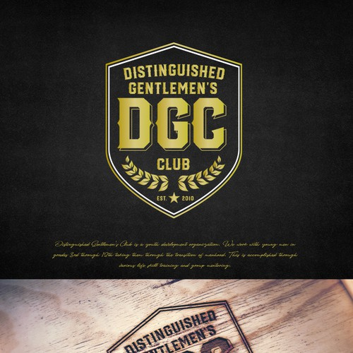 Distinguished Gentlemen's Club