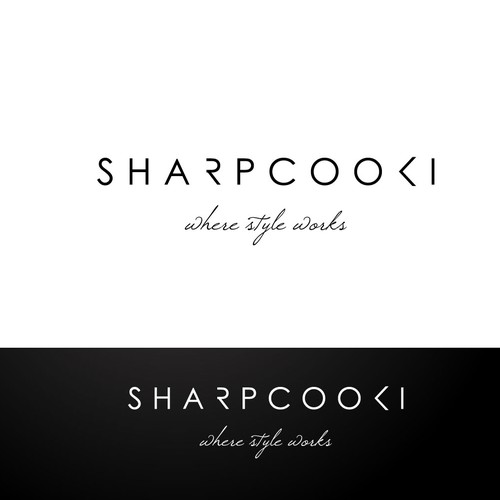 Excited about our first logo for Sharpcooki