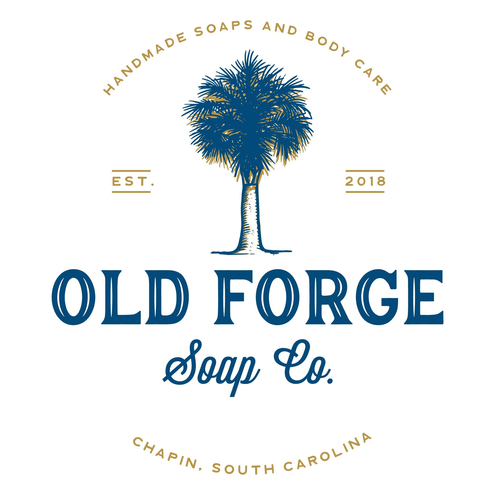 Lake Inspired Handmade Soap Logo