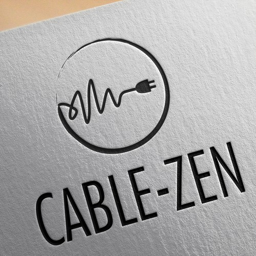 logo concept for cable company