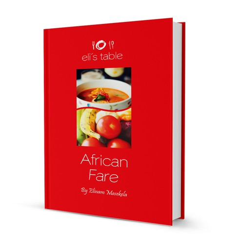 African infused dishes book cover
