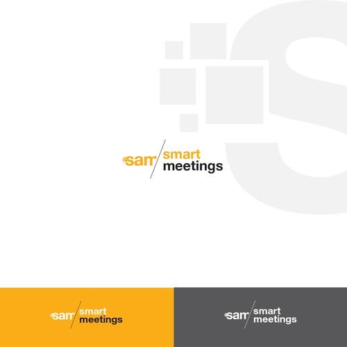 Smart meeting logo