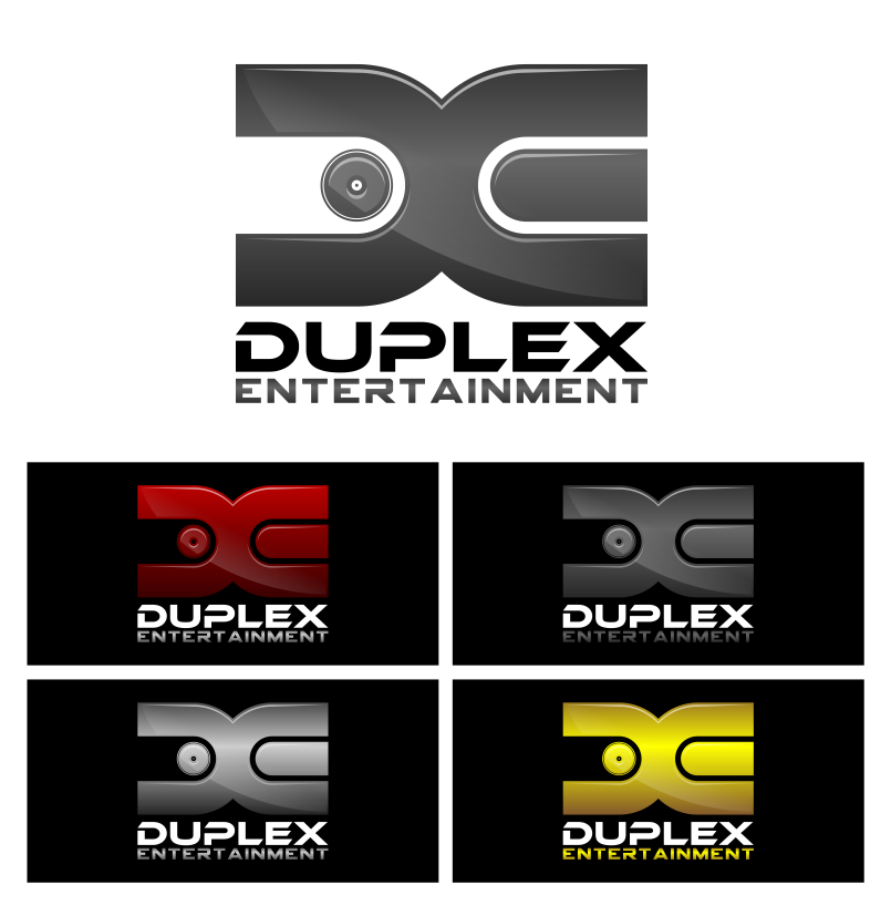 Help Duplex Entertainment with a new logo