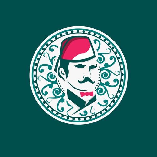 The Chef Recipe Logo Design