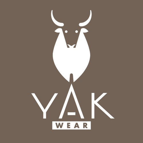 design a simple yak for an apparel company