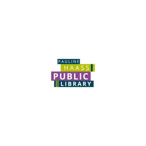 Library Logo Concept