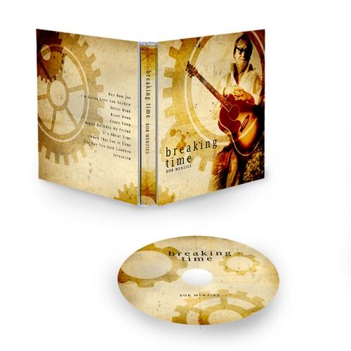 Roots Musician seeks CD Design. Album Title: Breaking Time