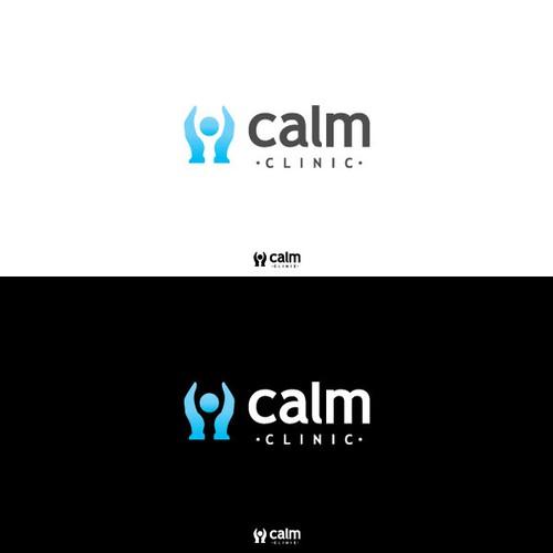 Create the next logo for Calm Clinic