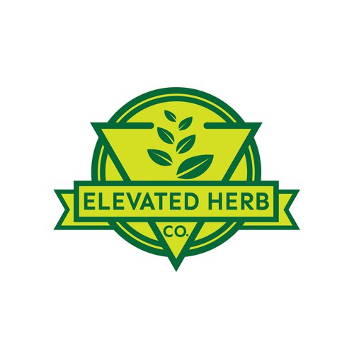 Logo for Herbs company