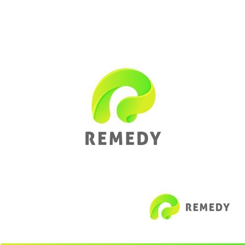Remedy Logo Design Concept