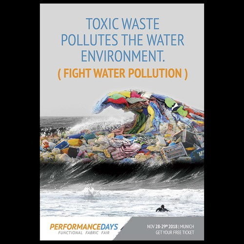 Fight Water Pollution
