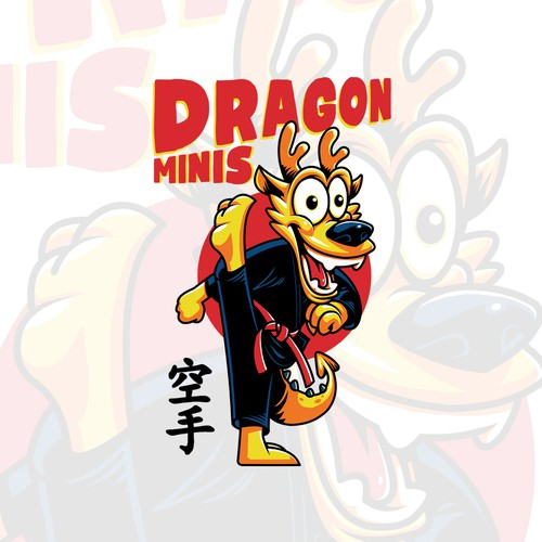 Karate Dragon