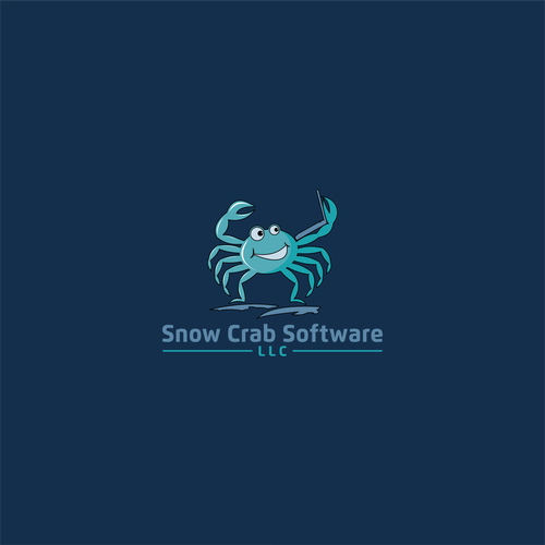 Create a Modern, Playful yet Sophisticated Brand for Snow Crab Software