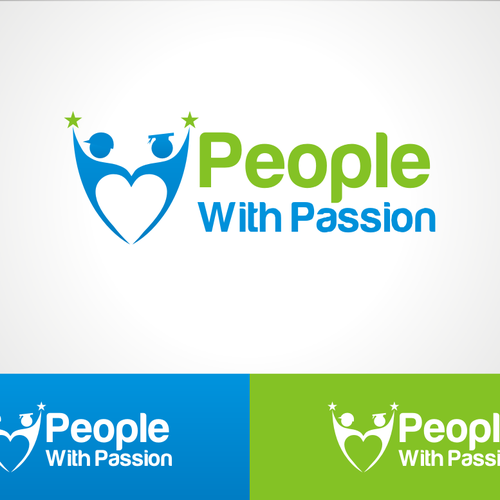 Help People with Passion with a new logo