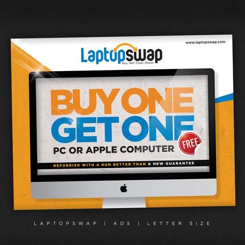 flye for Laptopswap