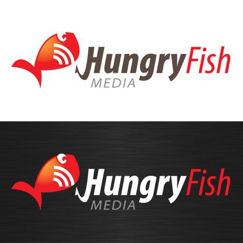 Hungry Fish Logo