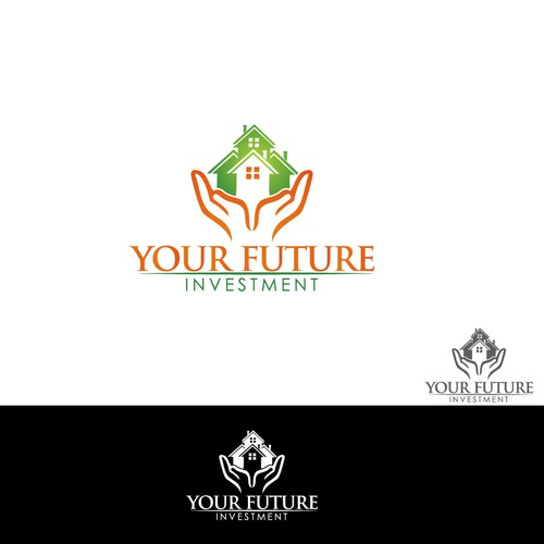 Create the next logo for YOUR FUTURE INVESTMENT