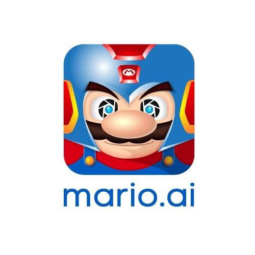 Mario app icon