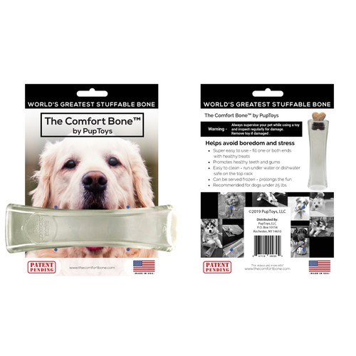 The Comfort Bone - Product