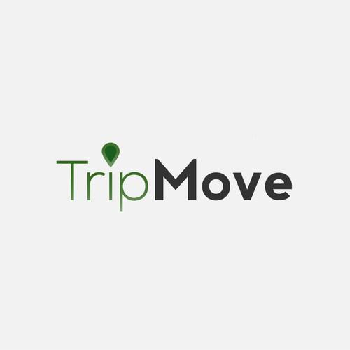 Create a logo for TripMove