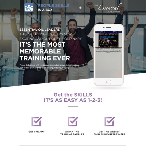 People skills website