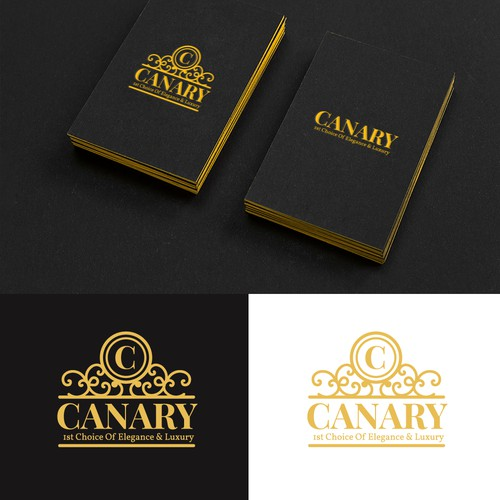 logo concept for luxury home