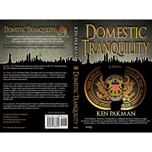 Cover for Alternative History Political Thriller