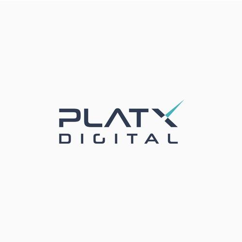 PLATX Digital logo