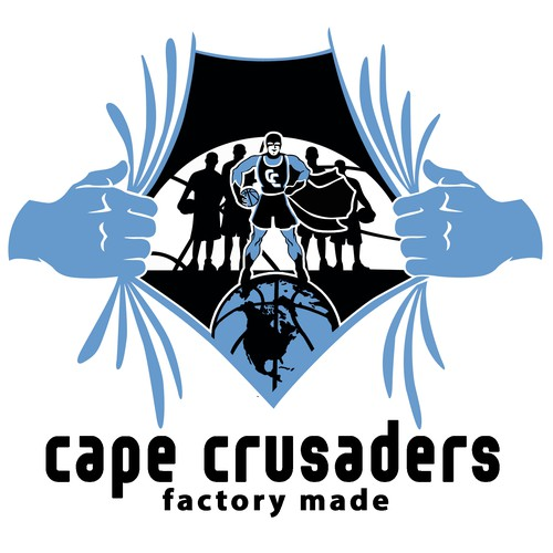 CAPE CRUSADERS FACTORY MADE