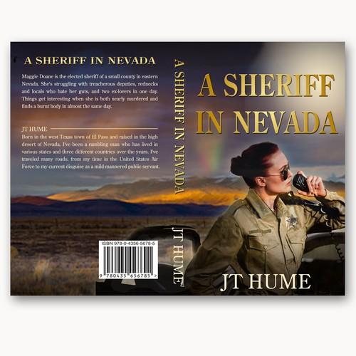 Cover for mystery crime novel