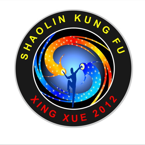 Create the next logo for Shaolin Kung Fu