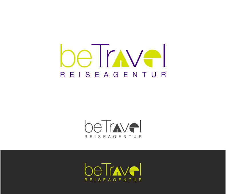 Logodesign beTravel agency