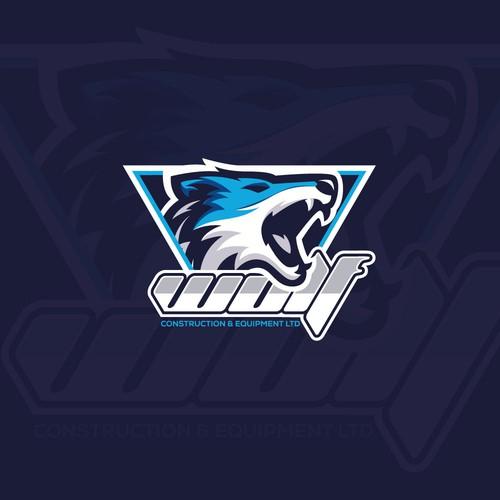Wolf Construction and Equipment Ltd. Logo