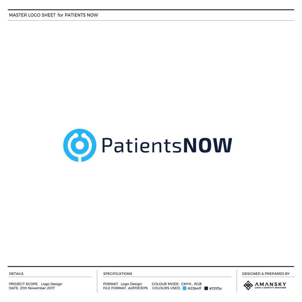 "Help Transform Healthcare!   Design a Captivating Logo for ""Patients Now!"""