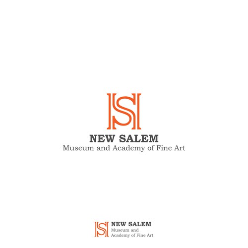 Logo for private museum