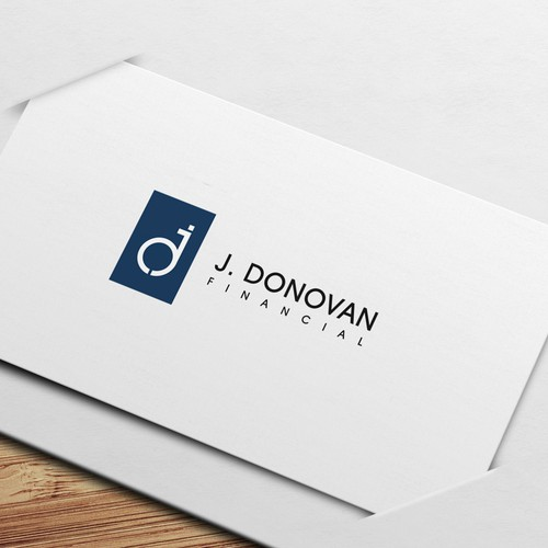 logo for donovan financial consulting
